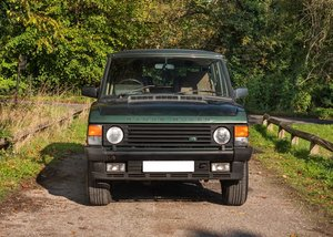 1993 Range Rover Vogue TDi SOLD by Auction