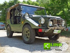 1974 DKW Munga 4x4 F91/4