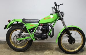 1978 OSSA 302 cc With  5 Speed Gear Box  Road registered SOLD