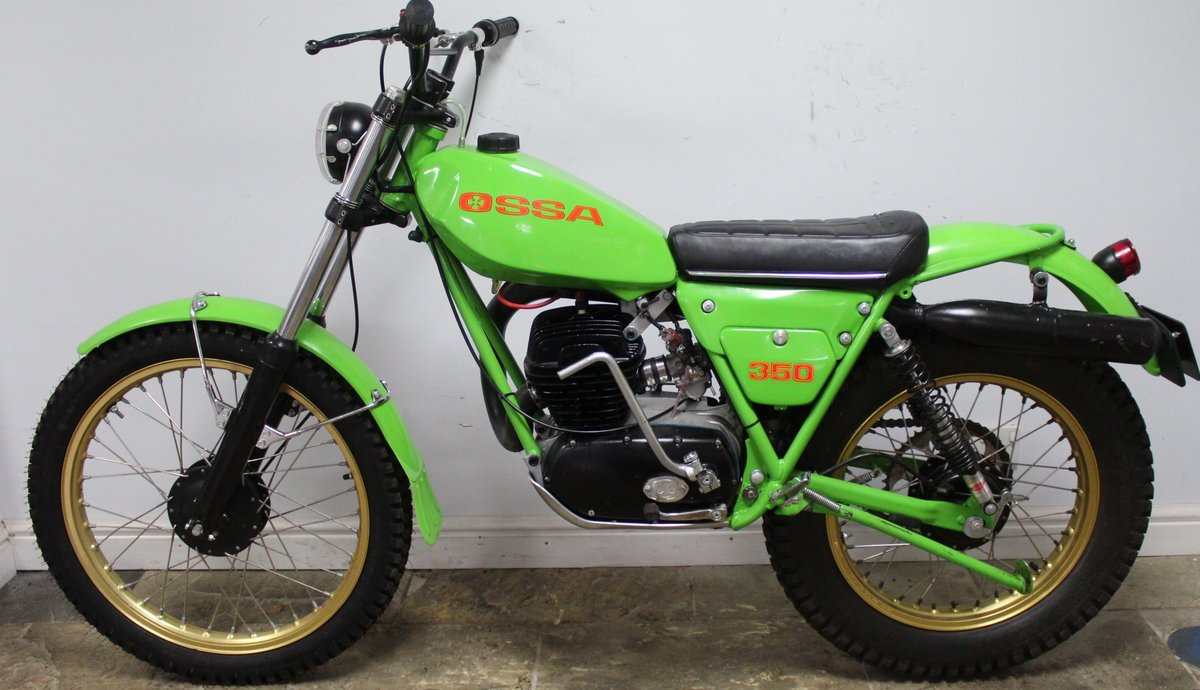 1978 OSSA 302 cc With  5 Speed Gear Box  Road registered SOLD (picture 5 of 6)