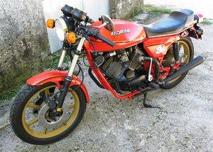 1982 Morini 350 Sport low mileage