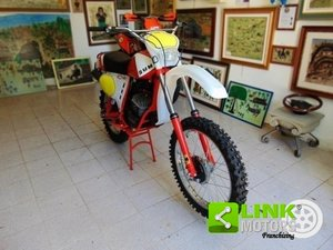 SWM Rotax RS 125 GS, anno 1978, restaurata pari al nuovo For Sale