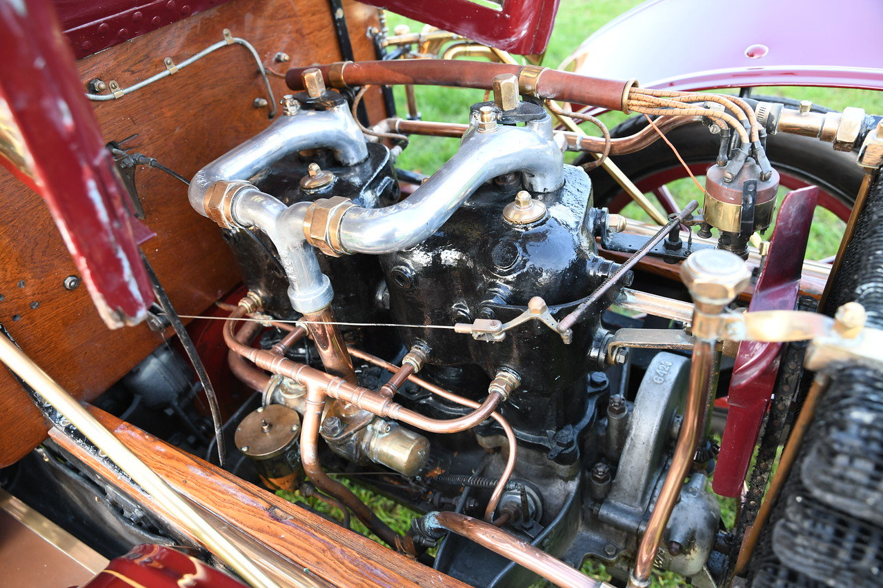 1903 Thornycroft 20HP 4 Cylinder Double Phaeton For Sale (picture 6 of 6)