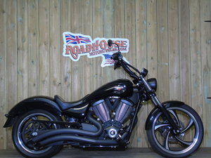 Victory Vegas 8 Ball 2012 Low Miles 1731cc Service History For Sale