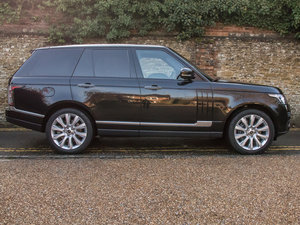 2013 Land Rover  Range Rover  Supercharged Autobiography 5.0 Litr For Sale