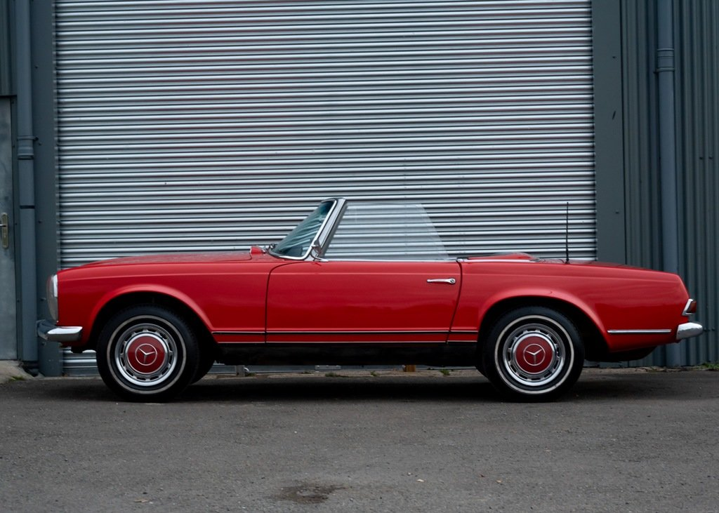 1964 Mercedes-Benz 230 SL Pagoda SOLD by Auction (picture 1 of 6)