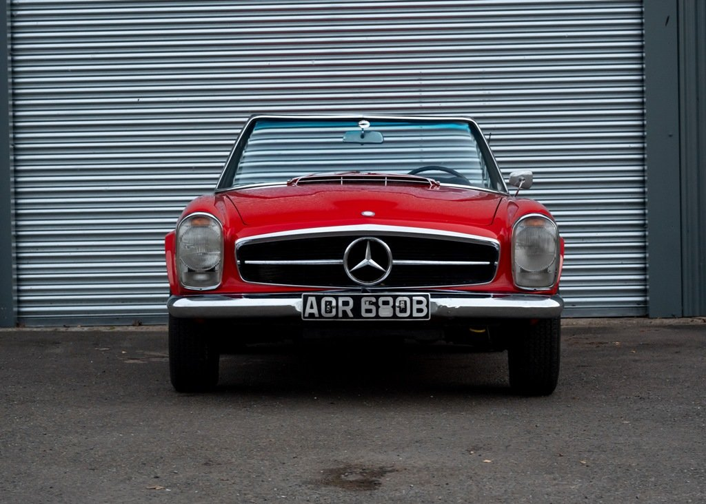 1964 Mercedes-Benz 230 SL Pagoda SOLD by Auction (picture 5 of 6)