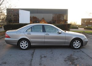 2004 Mercedes-Benz S350 SOLD by Auction