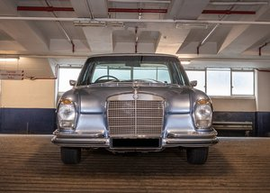 1968 Mercedes-Benz 280S SOLD by Auction