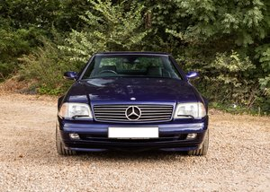 2000 Mercedes-Benz SL 320 Roadster SOLD by Auction