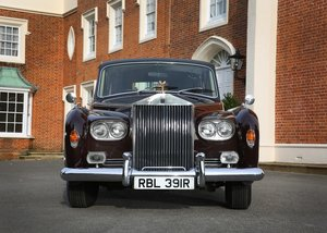 1976 Rolls-Royce Phantom VI Limousine by Mulliner Park Ward SOLD by Auction