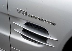 2003 Mercedes-Benz SL55 Roadster