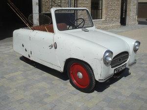1955 Rare microcar Mochet For Sale