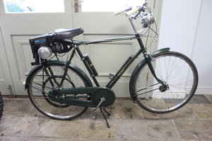 1955 Cyclaid  Fitted to a Period Raleigh Biycle SOLD