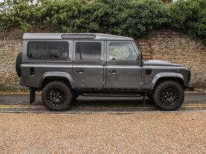 2015 Land Rover Defender  Defender  Bowler 110 XS Station Wagon - SOLD