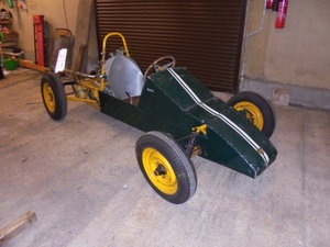 1950 500 Racing Car For Sale