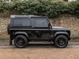 2015 Land Rover Defender  Defender  Defender 90 XS RST Edition SOLD