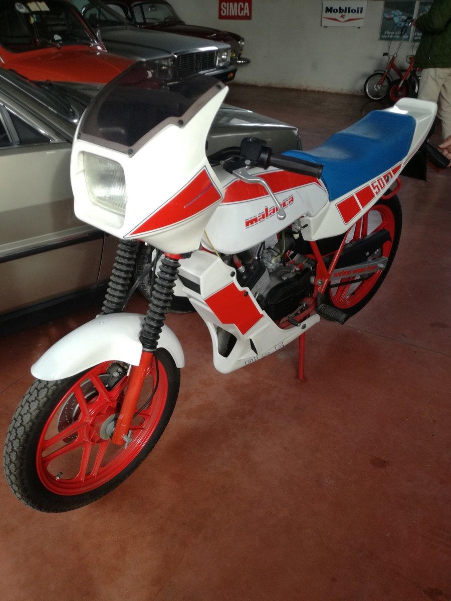 1980 Never driven Malanca, in collection, Ducati,Aprilia,Vespa, For Sale (picture 1 of 6)