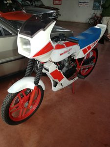 Never driven Malanca, in collection, Ducati,Aprilia,Vespa,