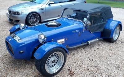 1971 Formula 27 4.0 V8 For Sale by Auction