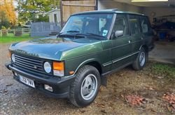1994 Vogue TDI Manual - Tuesday 10th December 2019 For Sale by Auction