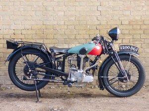 1929 Griffon G505S 350cc SOLD
