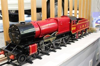 Picture of 1933 ROYAL SCOT LIVE STEAM LOCOMOTIVE (3 1/2 INCH GAUGE SCALE) For Sale