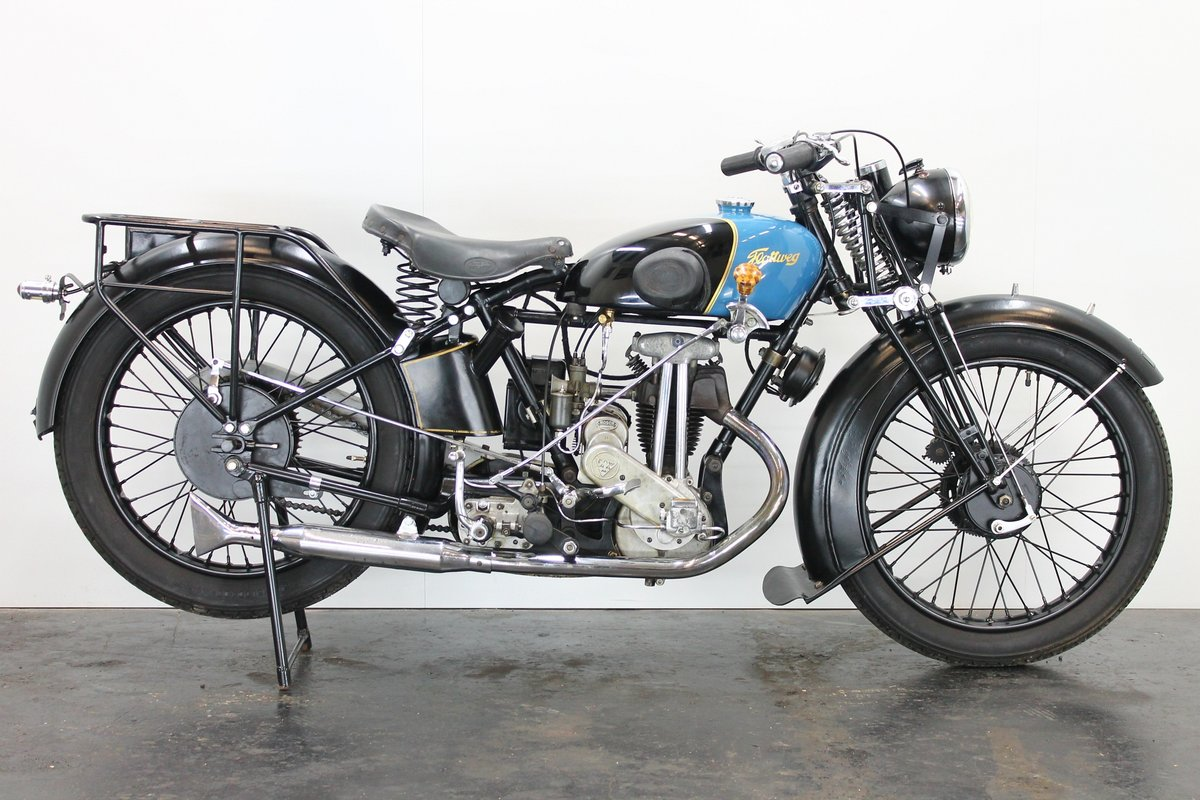 Flottweg K35 1930 200cc 1 cyl ohv For Sale (picture 1 of 6)