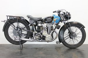 Flottweg K35 1930 200cc 1 cyl ohv For Sale