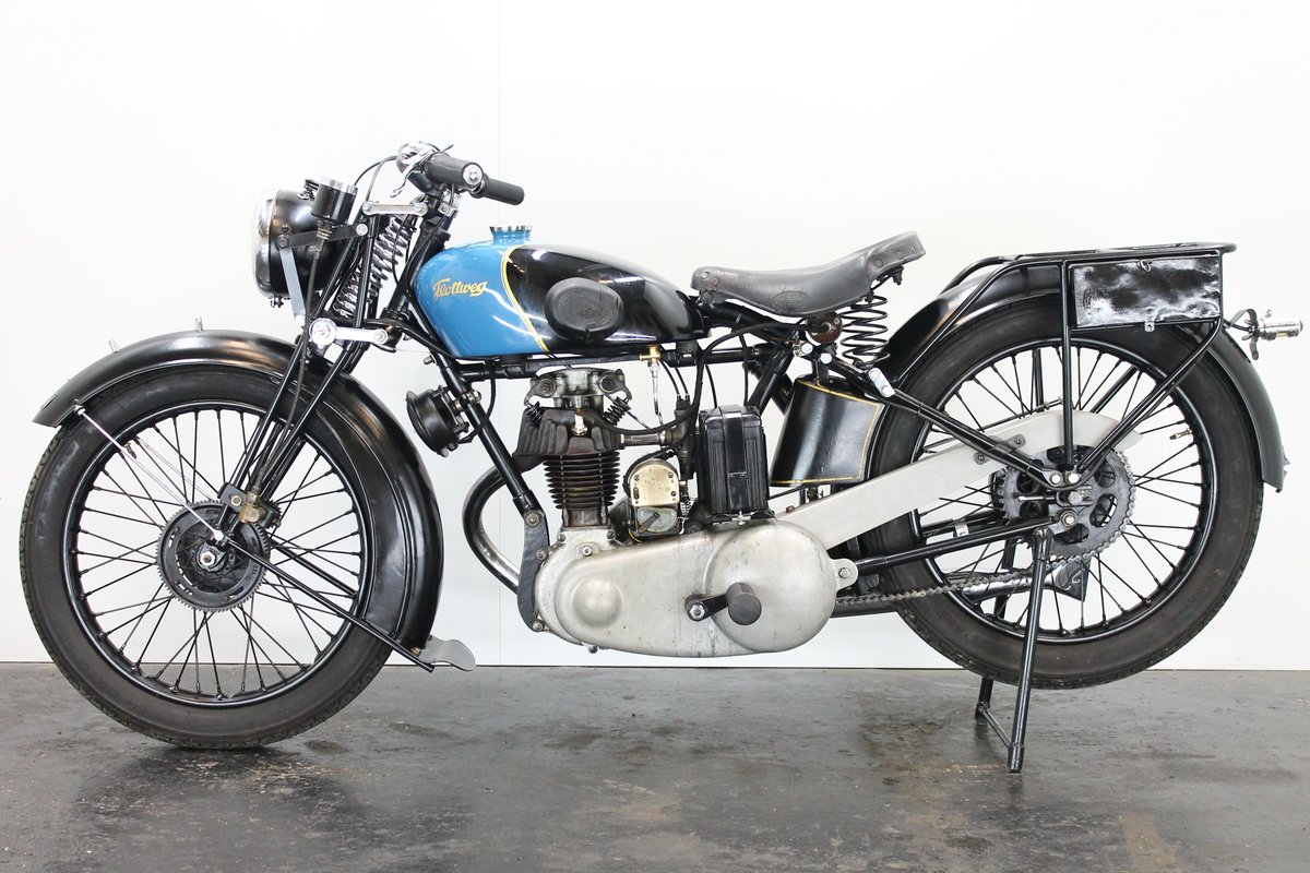 Flottweg K35 1930 200cc 1 cyl ohv For Sale (picture 2 of 6)