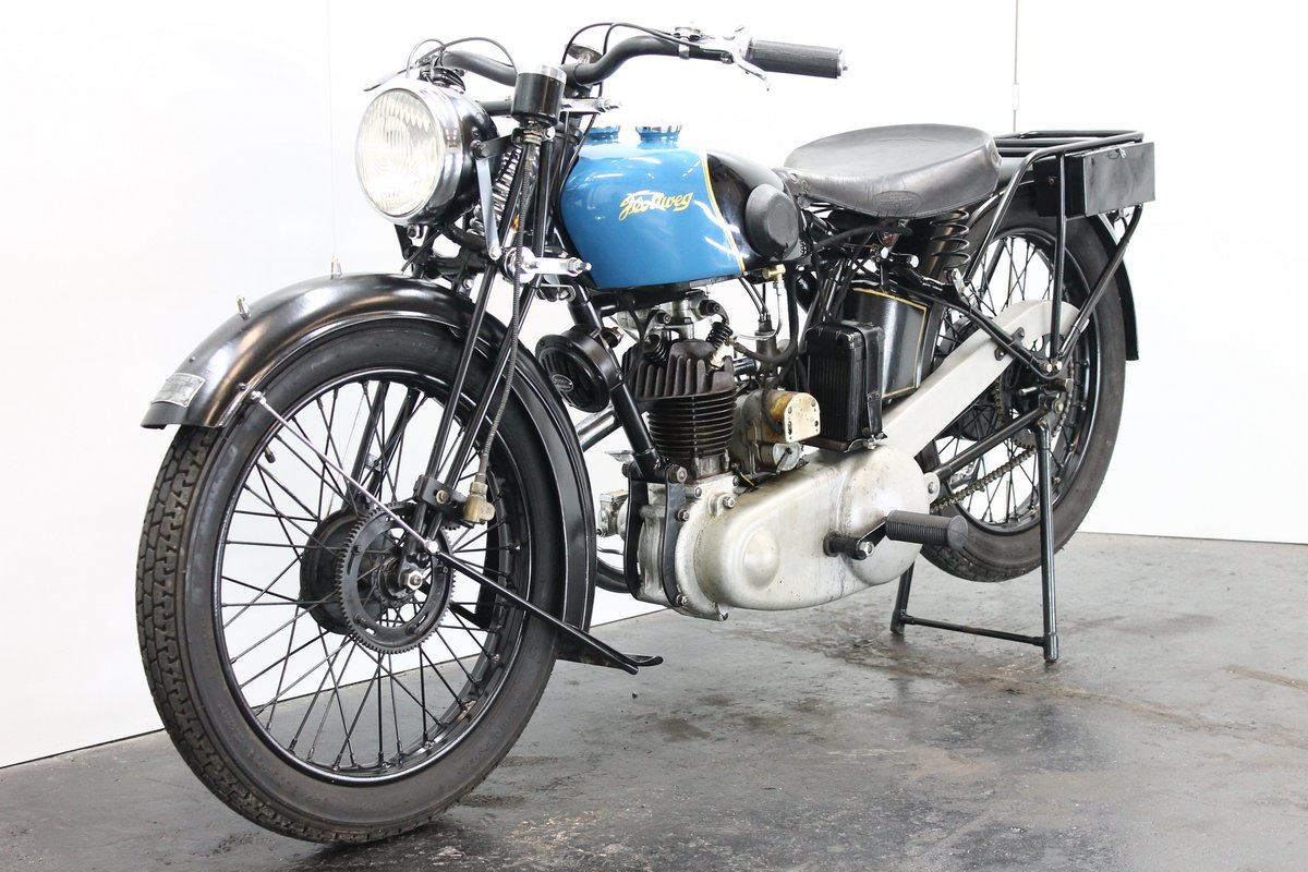 Flottweg K35 1930 200cc 1 cyl ohv For Sale (picture 3 of 6)