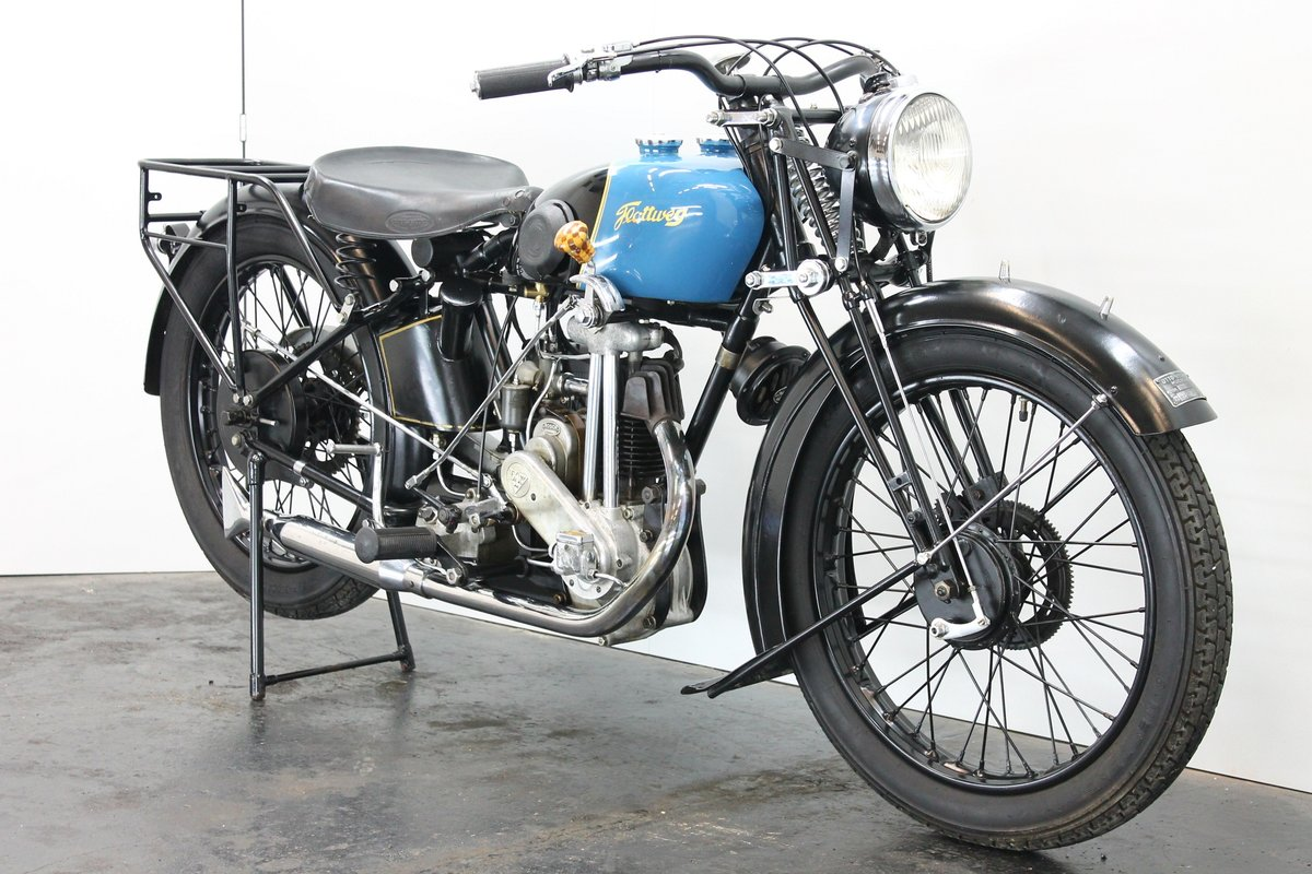 Flottweg K35 1930 200cc 1 cyl ohv For Sale (picture 4 of 6)