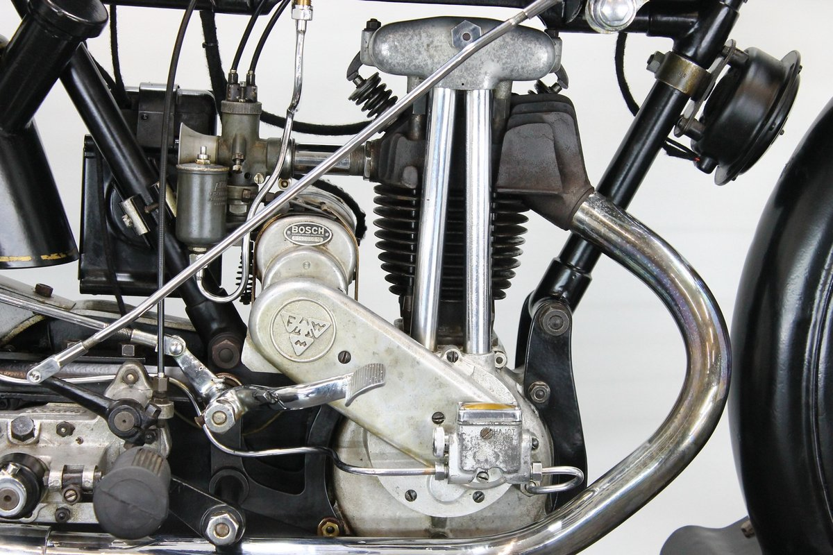 Flottweg K35 1930 200cc 1 cyl ohv For Sale (picture 5 of 6)