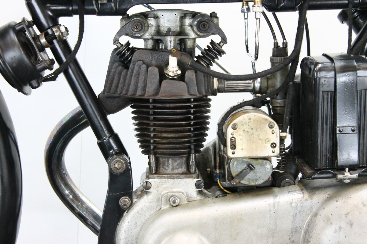 Flottweg K35 1930 200cc 1 cyl ohv For Sale (picture 6 of 6)