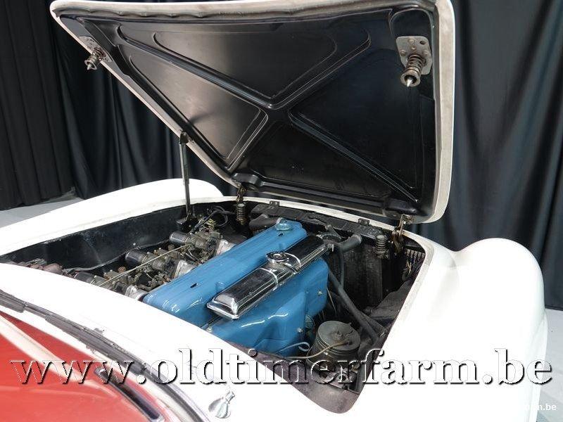 1954 Corvette C1 White '54 For Sale (picture 5 of 6)