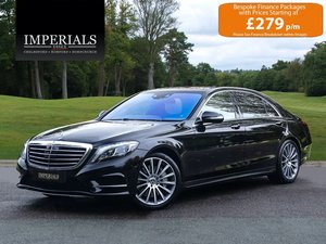 2017 Mercedes-Benz  S-CLASS  S500 LWB SALOON VAT Q AUTO  38,948 For Sale