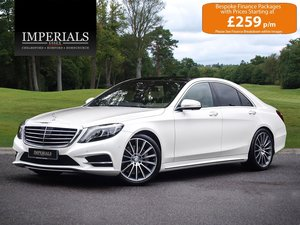 2016 Mercedes-Benz  S-CLASS  S 350 D AMG LINE PREMIUM SALOON 9 SP For Sale
