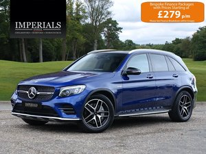 2017 Mercedes-Benz  GLC 43 AMG  4MATIC PREMIUM PLUS AUTO  37,948 For Sale