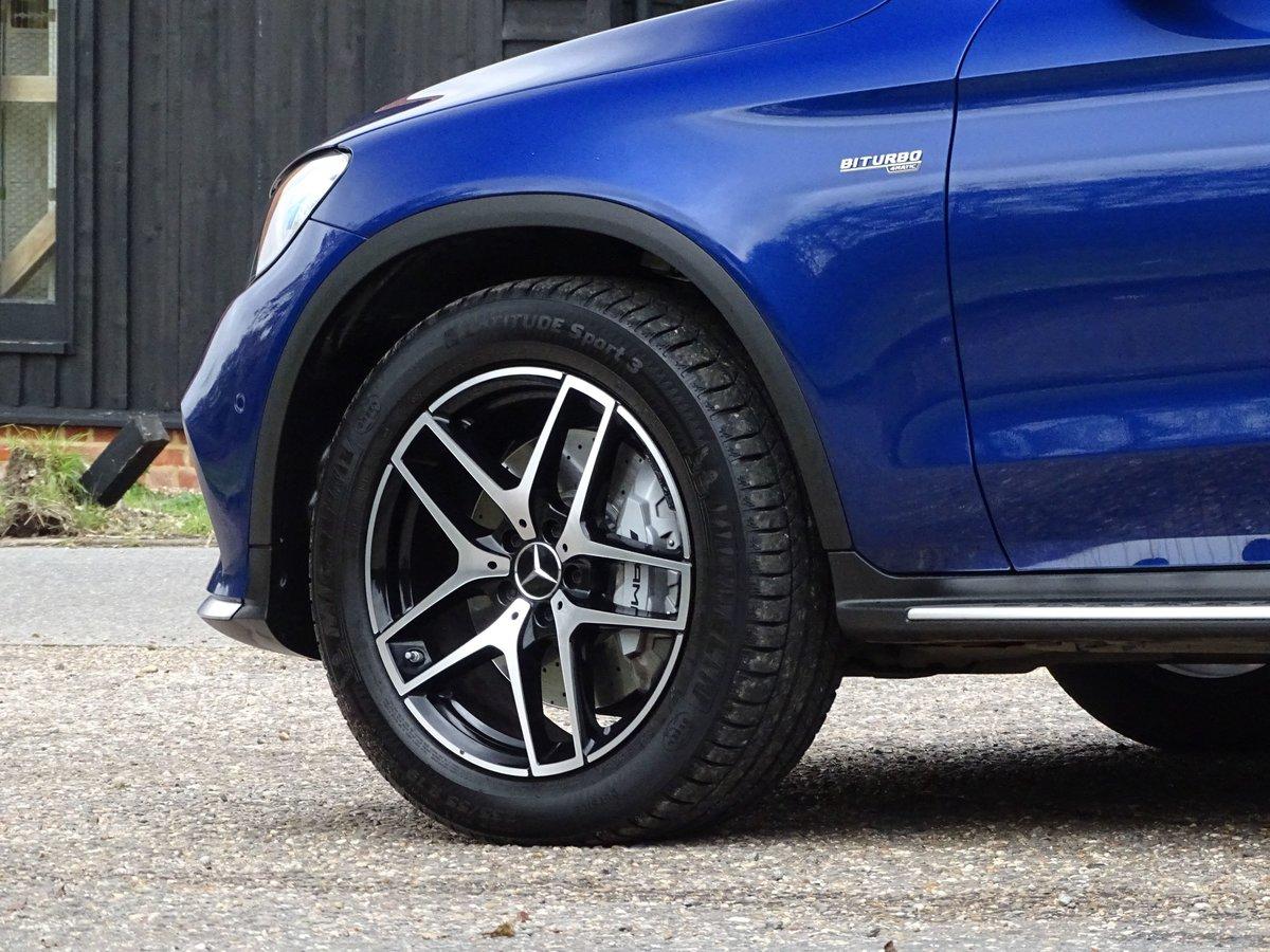 2017 Mercedes-Benz  GLC 43 AMG  4MATIC PREMIUM PLUS AUTO  37,948 For Sale (picture 5 of 24)