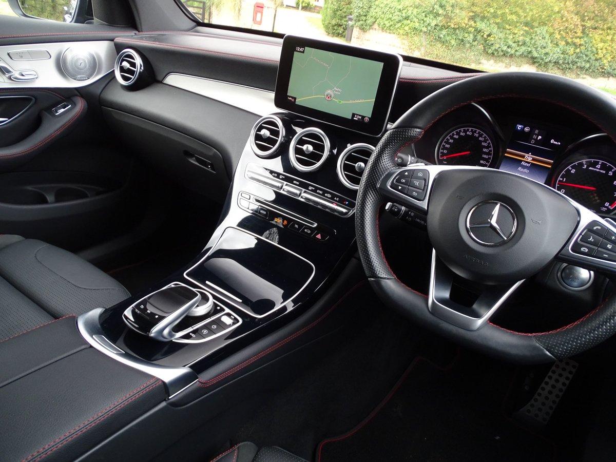 2017 Mercedes-Benz  GLC 43 AMG  4MATIC PREMIUM PLUS AUTO  37,948 For Sale (picture 6 of 24)