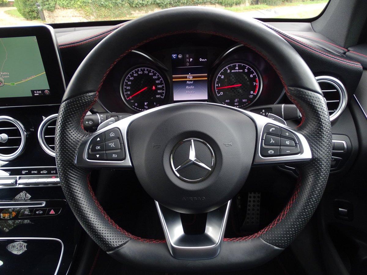 2017 Mercedes-Benz  GLC 43 AMG  4MATIC PREMIUM PLUS AUTO  37,948 For Sale (picture 7 of 24)