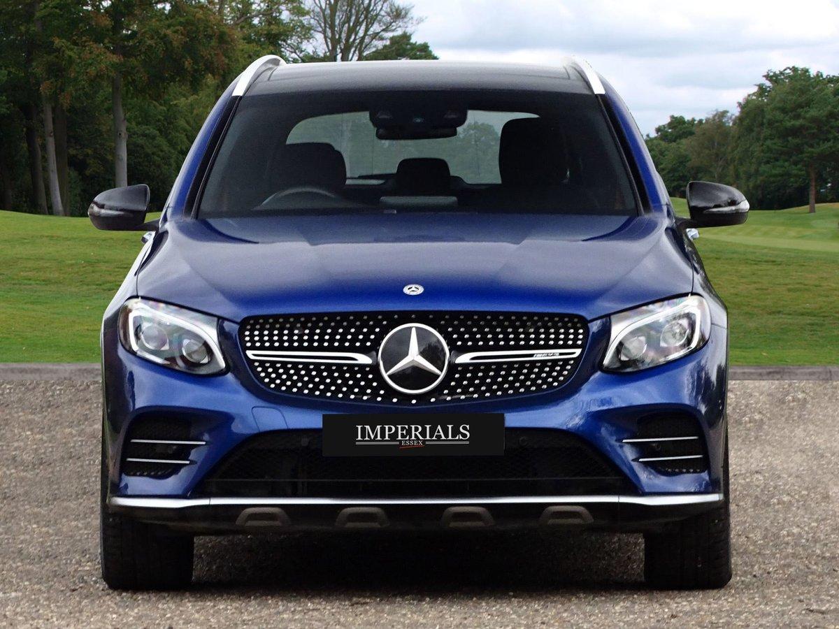 2017 Mercedes-Benz  GLC 43 AMG  4MATIC PREMIUM PLUS AUTO  37,948 For Sale (picture 10 of 24)