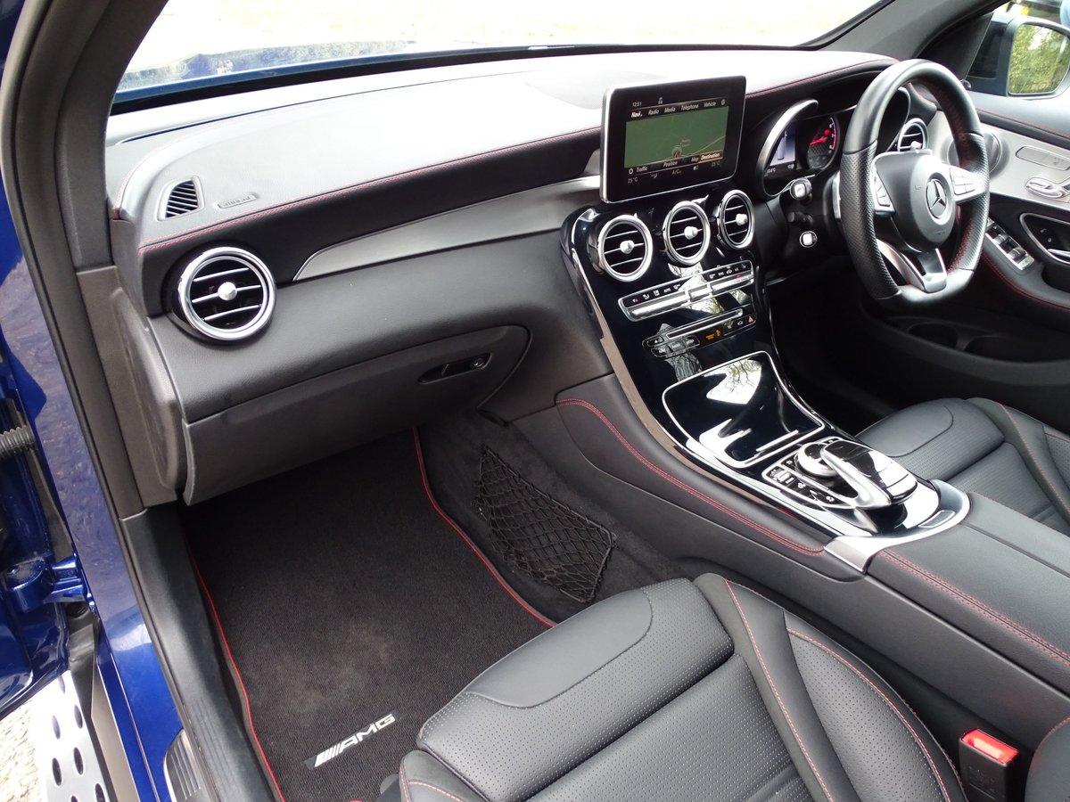 2017 Mercedes-Benz  GLC 43 AMG  4MATIC PREMIUM PLUS AUTO  37,948 For Sale (picture 12 of 24)