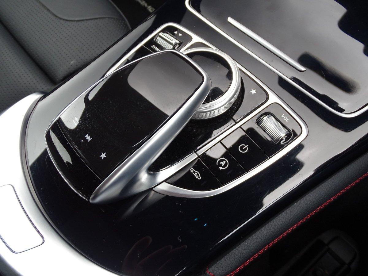 2017 Mercedes-Benz  GLC 43 AMG  4MATIC PREMIUM PLUS AUTO  37,948 For Sale (picture 21 of 24)