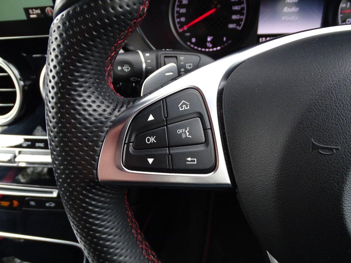 2017 Mercedes-Benz  GLC 43 AMG  4MATIC PREMIUM PLUS AUTO  37,948 For Sale (picture 23 of 24)