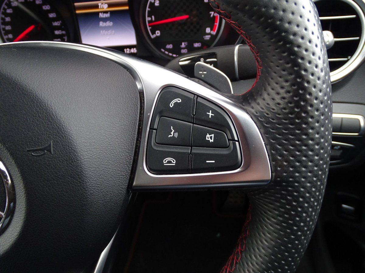 2017 Mercedes-Benz  GLC 43 AMG  4MATIC PREMIUM PLUS AUTO  37,948 For Sale (picture 24 of 24)