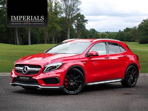 2015 Mercedes-Benz  GLA 45 AMG  4MATIC 2016 FACELIFT 7 SPEED AUTO For Sale