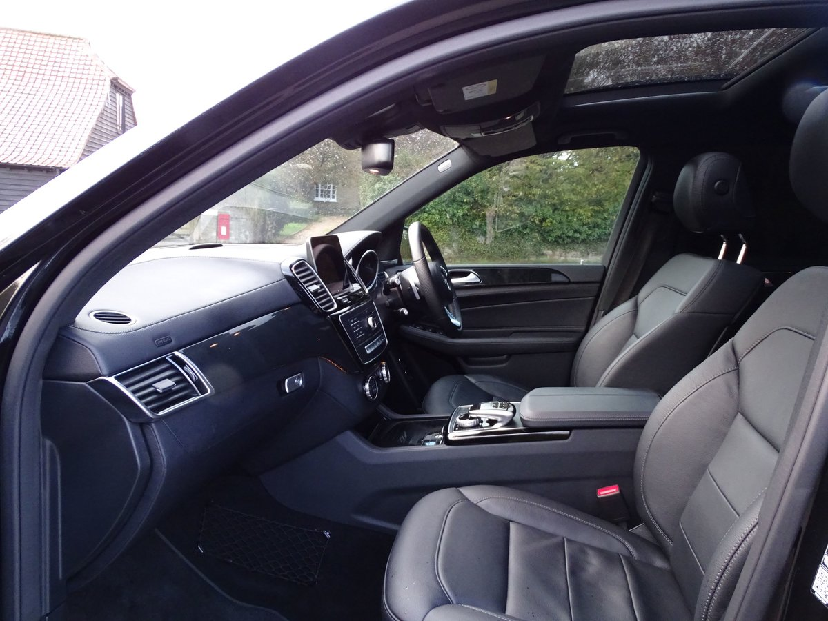 2018 Mercedes-Benz  GLS  GLS 350 D 4MATIC AMG LINE EU6 VAT Q 7 SE For Sale (picture 3 of 22)