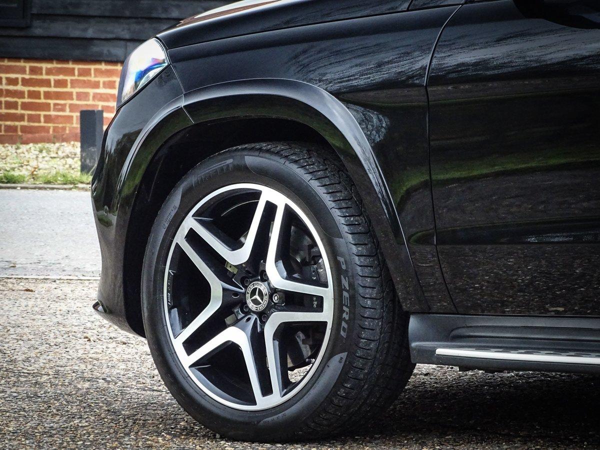 2018 Mercedes-Benz  GLS  GLS 350 D 4MATIC AMG LINE EU6 VAT Q 7 SE For Sale (picture 5 of 22)
