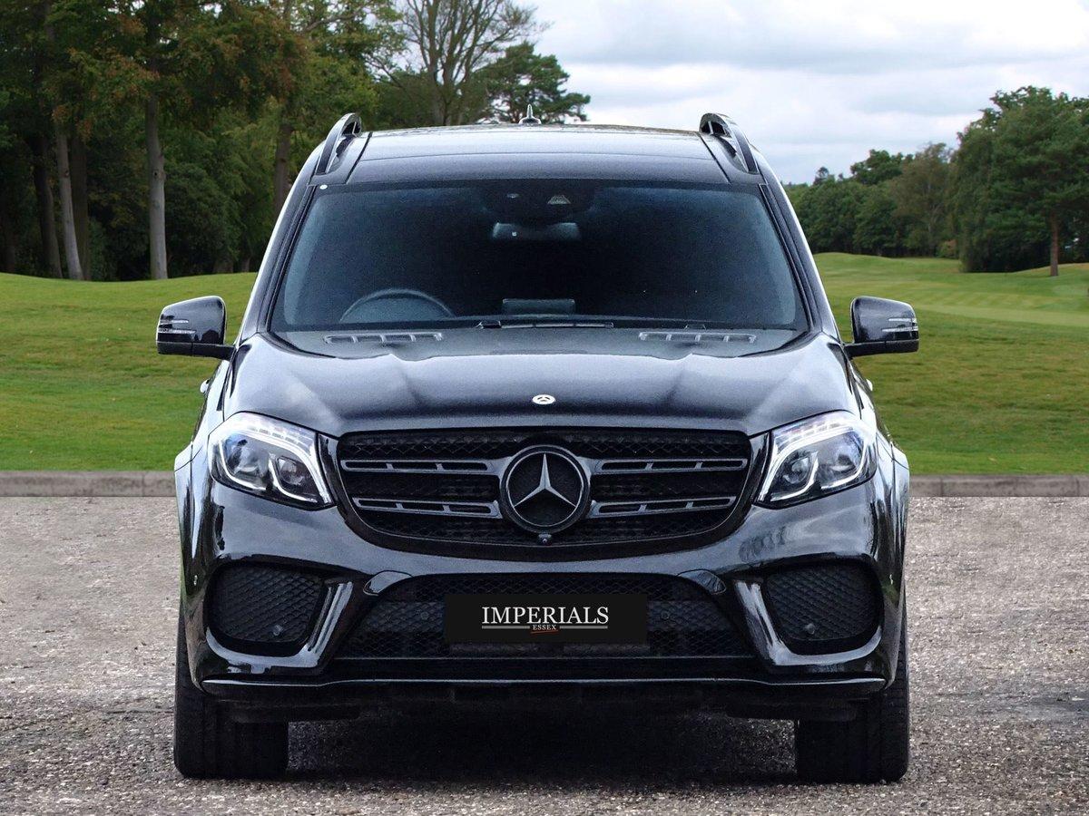 2018 Mercedes-Benz  GLS  GLS 350 D 4MATIC AMG LINE EU6 VAT Q 7 SE For Sale (picture 10 of 22)